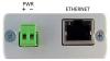 Papouch AD4ETH konwerter, przetwornik analogowo - cyfrowy A/C analog do Ethernet