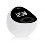 Budzik biurkowy TechnoLine WT 500 zegar elektroniczny z radiem