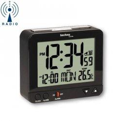 Budzik biurkowy TechnoLine WT 195 zegar elektroniczny sterowany radiowo