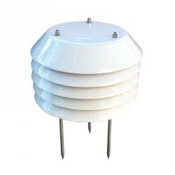 Osłona radiacyjna pasywna A-Ster OAP-961 przygruntowa dla czujnika temperatury i wilgotności