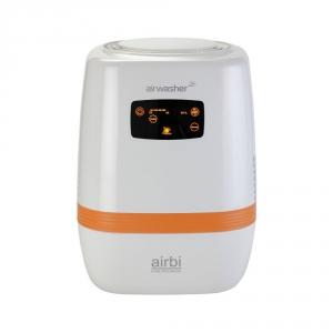 Airbi AIRWASHER Oczyszczaczo - nawilżacz powietrza urządzenie 2 w 1 filtr wodny do 45 m2
