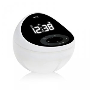 TechnoLine WT 500 budzik biurkowy zegar elektroniczny z radiem