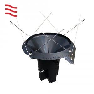 Barani MeteoRain 200 Compact czujnik opadów atmosferycznych ciekłych korytkowy profesjonalny 200 cm2
