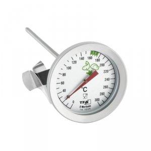 TFA 14.1024 termometr kuchenny mechaniczny z sondą szpilkową 150 mm do smażenia na głębokim oleju