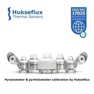 Certyfikat kalibracji pyranometru pyrheliometru laboratorium akredytowane ISO / IEC 17025
