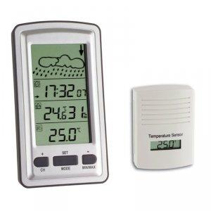 TFA 35.1079 AXIS stacja pogody bezprzewodowa z czujnikiem zewnętrznym
