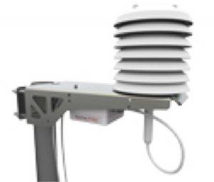 Gill MetPak PRO Base stacja meteorologiczna profesjonalna stacja pogodowa badawcza bazowa