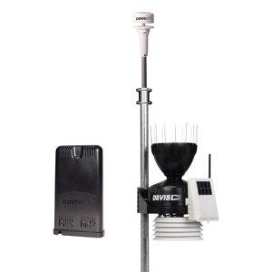 Davis Vantage Pro2 stacja meteorologiczna bezprzewodowa półprofesjonalna on-line anemometr ultradźwiękowy