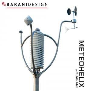 Barani MeteoHelix stacja meteorologiczna AWS profesjonalna stacja meteo przemysłowa GPRS