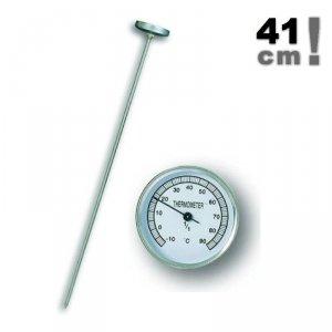 TFA 19.2008 termometr ogrodowy mechaniczny glebowy do kompostu 41 cm