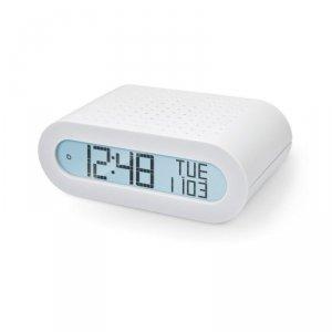 Oregon RRM 116 GW Budzik biurkowy zegar elektroniczny sterowany radiowo z odbiornikiem radiowym FM