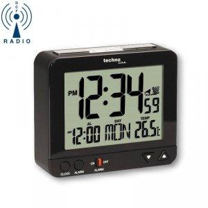 TechnoLine WT 195 budzik biurkowy  zegar elektroniczny sterowany radiowo
