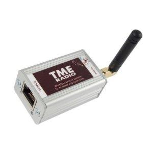 Papouch TME Radio moduł pomiarowy internetowy bezprzewodowy 868 MHz 100 m do Modbus TCP, Ethernet, LAN, IP