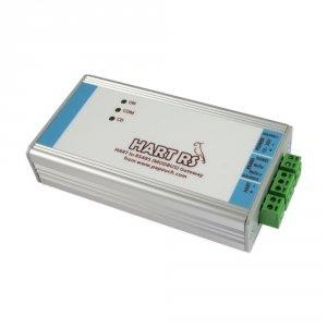 Papouch HART konwerter przemysłowy interfejsu HART do Ethernet lub RS485