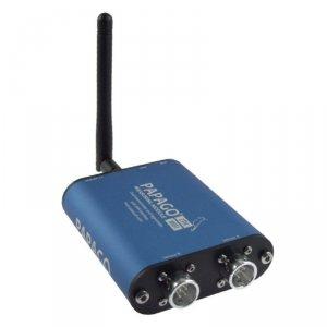 Papouch 2TH_WIFI PAPAGO moduł pomiarowy internetowy dwukanałowy zasilanie PoE Modbus TCP, WIFI, IP