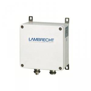 Lambrecht 8128 czujnik ciśnienia atmosferycznego barometr precyzyjny analogowy