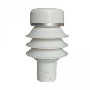 Hongyuv HY-RS2E deszczomierz radarowy czujniki opadów Modbus RTU mini radar Dopplera 24 GHz disdrometr