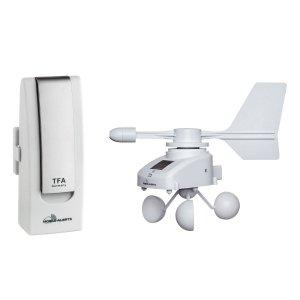 TFA 31.4006 zestaw startowy on-line system pomiarowy WeatherHub Smart Home