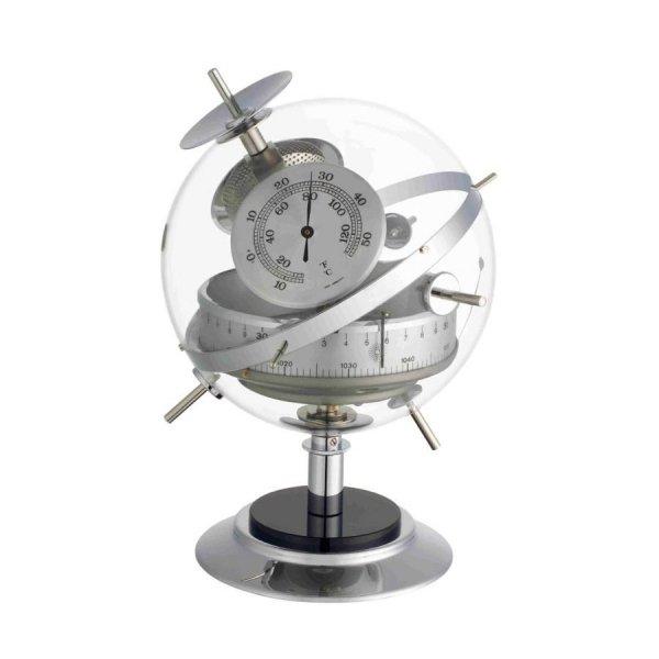 TFA 20.2047 SPUTNIK stacja pogody mechaniczna barometr ścienny