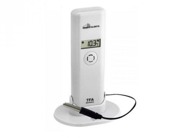 TFA 30.3302 czujnik temperatury i wilgotności bezprzewodowy z wodoszczelna sondą PRO 110C do WeatherHub