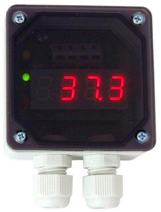 Papouch TDS panel wyświetlający LED dla TQS3