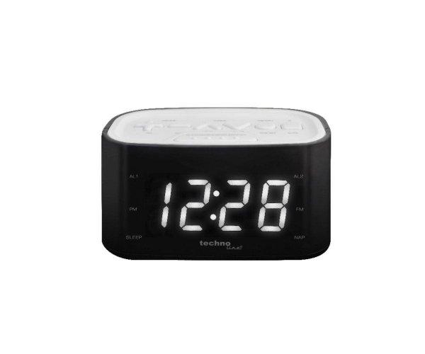 TechnoLine WT 465 budzik biurkowy  zegar elektroniczny z radiem