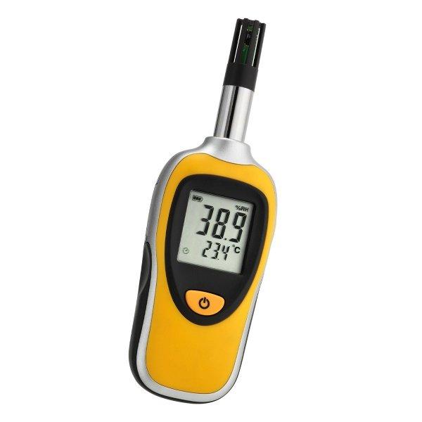 TFA 30.5036 KLIMA BEE termohigrometr elektroniczny przenośny montaż statyw trójnożny