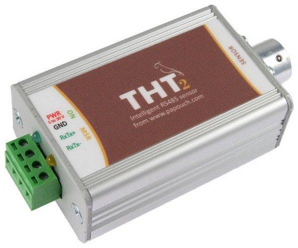 Moduł pomiarowy RS485 Papouch THT2 Modbus RTU