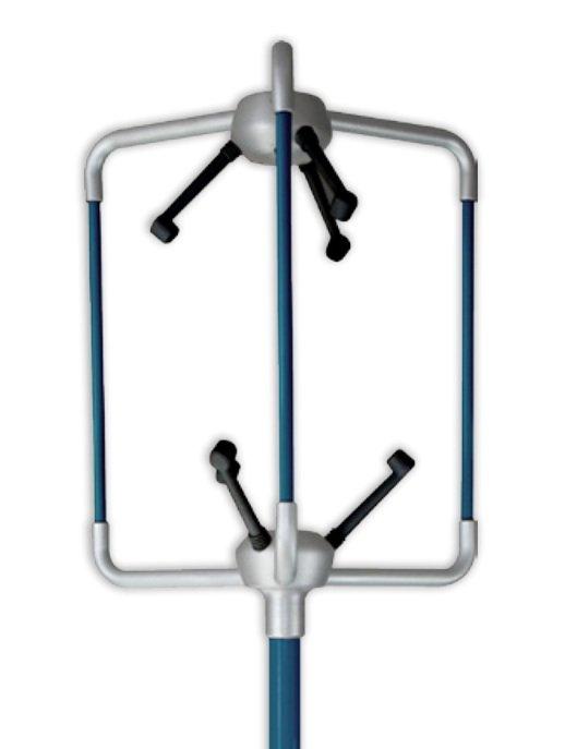 Wiatromierz ultradźwiękowy trójosiowy Gill R3-50 anemometr naukowy 50 Hz