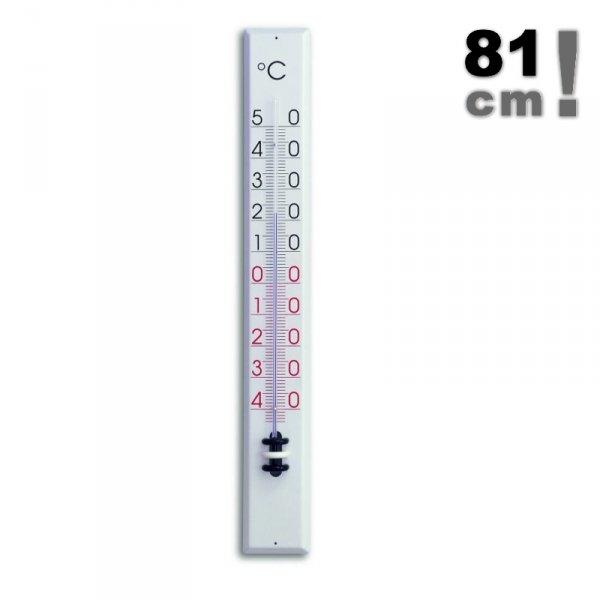 TFA 12.2015 termometr zewnętrzny cieczowy ścienny bardzo duży 81 cm