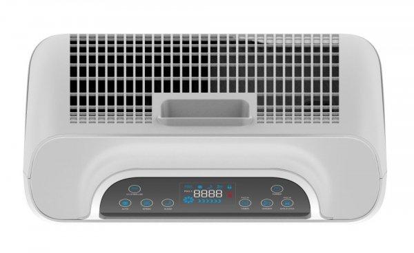 Oczyszczacz powietrza Airbi SPRING filtr HEPA, formaldehydowy, katalityczny, UV, antybakteryjny, jonizator