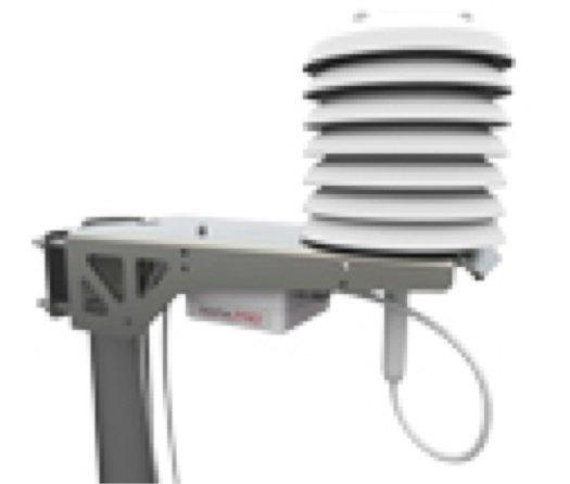 Stacja meteorologiczna profesjonalna Gill MetPak PRO Base stacja pogodowa badawcza bazowa