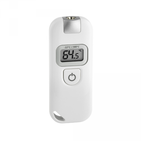 TFA 31.1128 SLIM FLASH termometr bezkontaktowy domowy pirometr do żywności