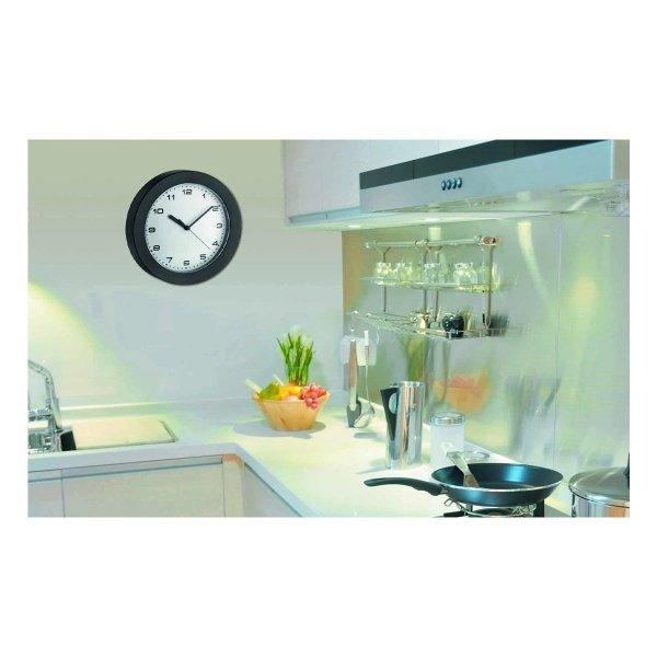 TFA 60.3022 zegar ścienny wskazówkowy 23 cm
