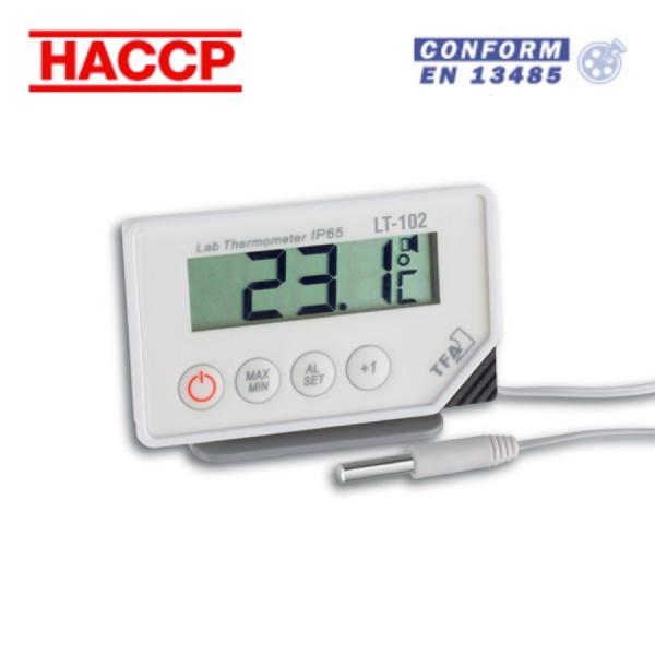 Termometr elektroniczny TFA 30.1034 z zewnętrznym czujnikiem przewodowym
