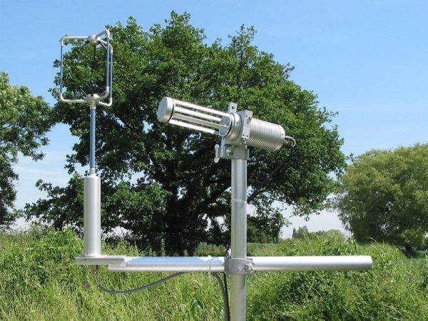 Gill R3-50 wiatromierz ultradźwiękowy trójosiowy anemometr naukowy 50 Hz