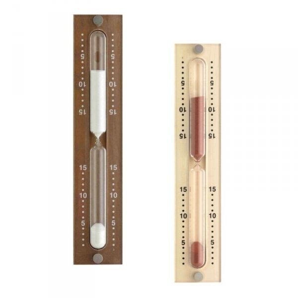 TFA 40.1045 klepsydra do sauny piaskowa ścienna duża