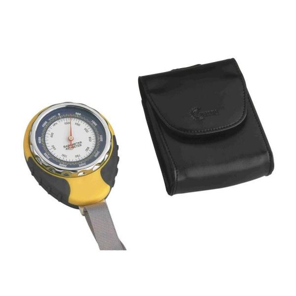 Barometr mechaniczny TFA 42.4000 HITRAX GLOBE altimetr wysokościomierz