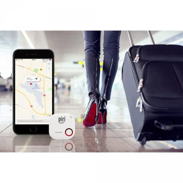 Lokalizator Bluetooth PIRI zabezpieczenie przed zgubieniem do inteligentnego domu