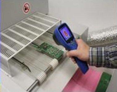 TFA 31.1135 TC-1 pirometr profesjonalny kamera termiczna (na podczerwień)