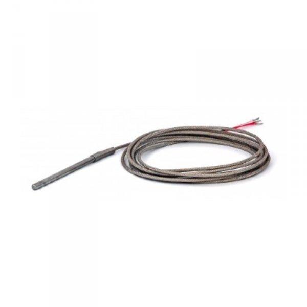 Czujnik temperatury Esseci SCP-Pt100/A rezystancyjny typu Pt100 z przewodem silikonowym