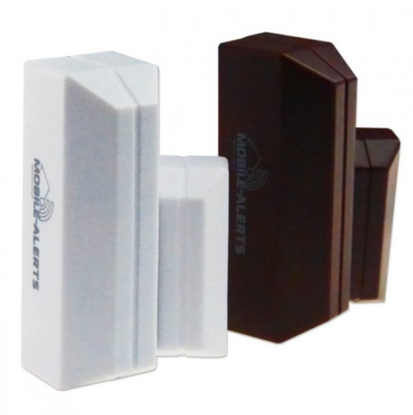 System zdalnego monitoringu Mobile Alerts MA10800-1 alarm otwarcia okna drzwi smartfon