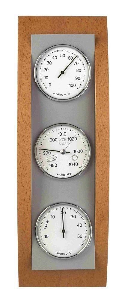 Stacja pogody tradycyjna TFA 20.1082 mechaniczna barometr ścienny