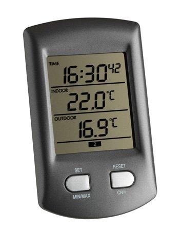TFA 30.3034 RATIO termometr bezprzewodowy z czujnikiem zewnętrznym