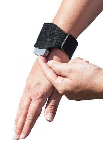 Budzik elektroniczny TFA 60.2521 zegarek biurkowy z termometrem i wibratorem