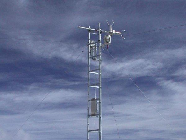 Wiatromierz ultradźwiękowy dwuosiowy Gill WindObserver 65 ogrzewany anemometr przemysłowy