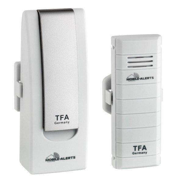 TFA 31.4001 zestaw startowy on-line system pomiarowy WeatherHub Smart Home