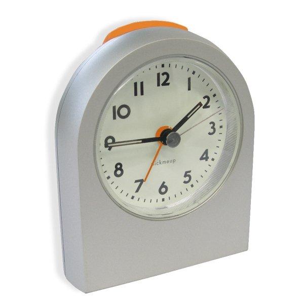 TFA 98.1051 PICK ME UP budzik biurkowy zegar  wskazówkowy