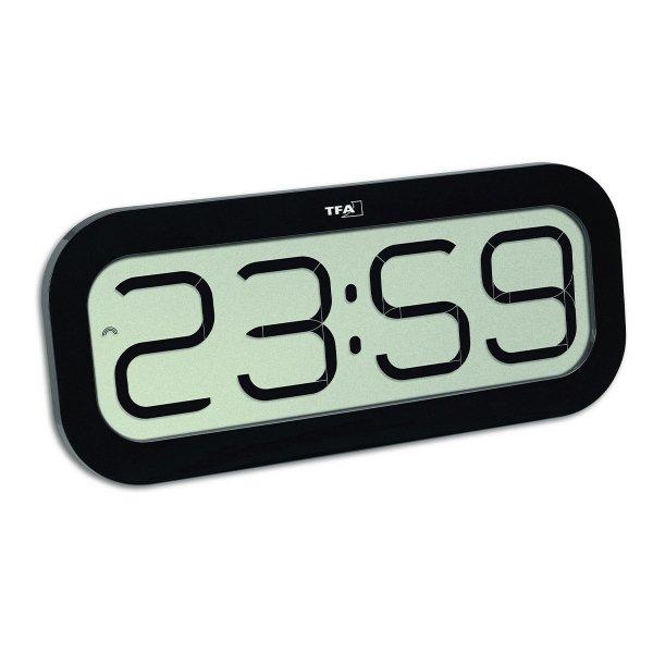 TFA 60.4514 BIMBAM zegar ścienny elektroniczny 32 cm