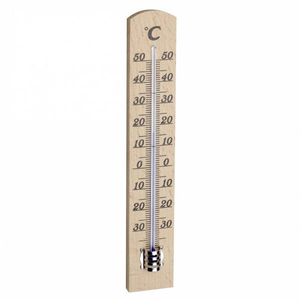 TFA 12.1003 termometr pokojowy cieczowy domowy ścienny 18 cm